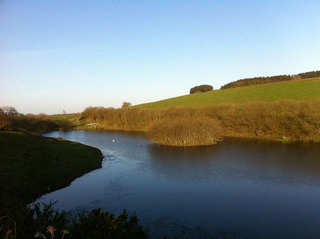 Pantyrhuad Farm Lakes