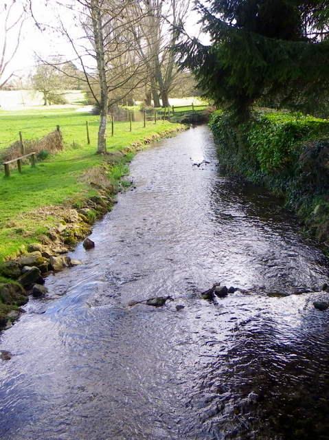 River Allen, Damerham