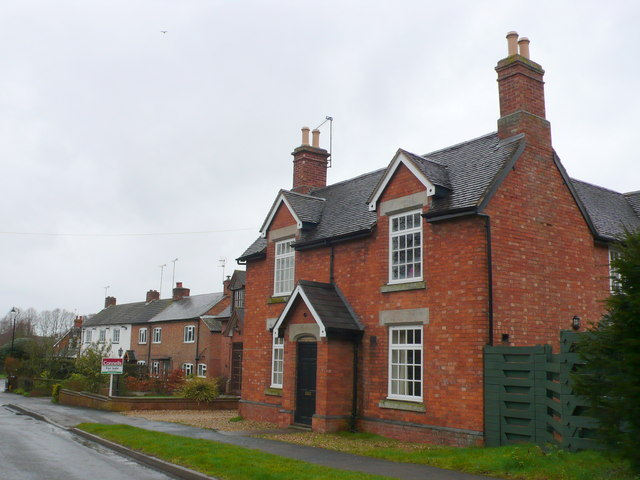 Victorian Houses in Bubbenhall
