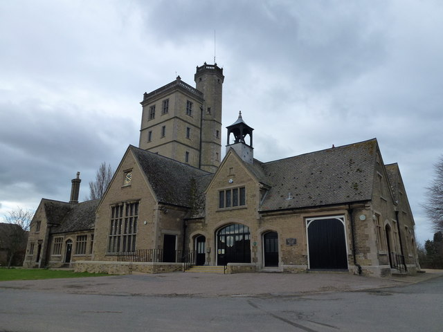 Bedford Hall, The Tank Yard, Thorney
