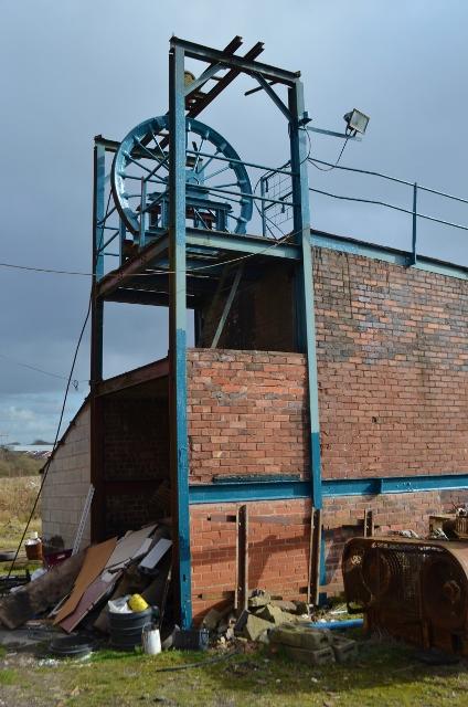 Apedale Footrail Mine