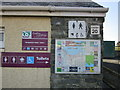 NW9954 : Portpatrick Public Toilets by Billy McCrorie