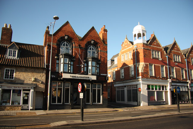 Former Lincoln Arms