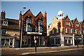 SK9770 : Former Lincoln Arms by Richard Croft