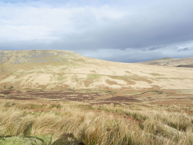 Upper Hodder Valley - Bowland Fells