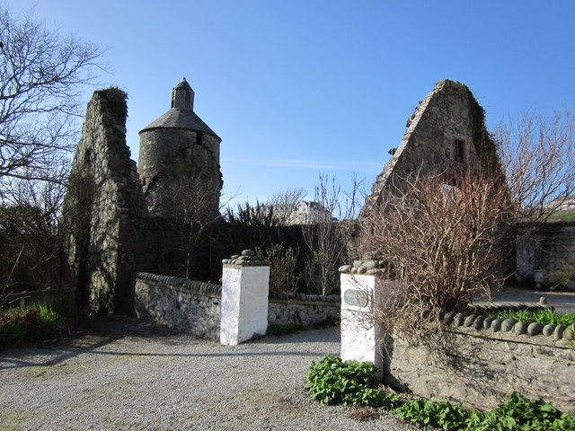 Old Church Ruin