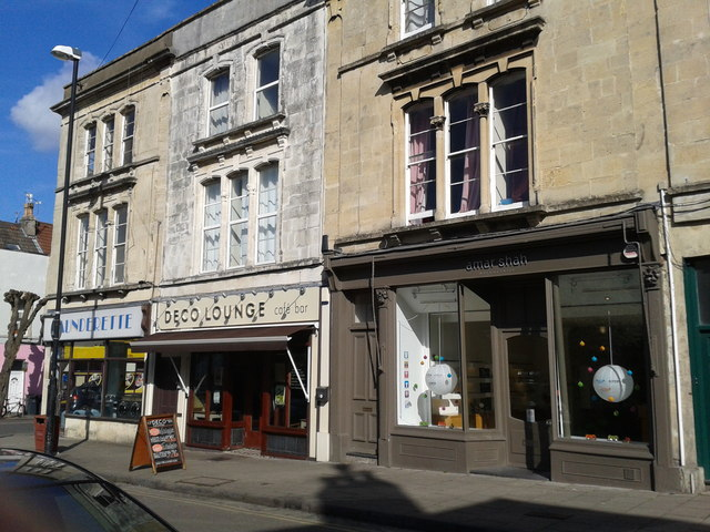 Independent shops on Cotham Hill