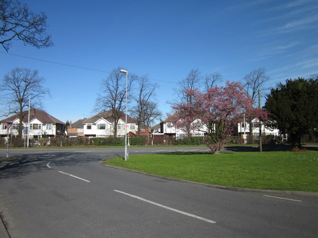 Pipers Lane, Hoole