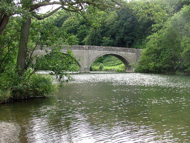 Dinham Bridge