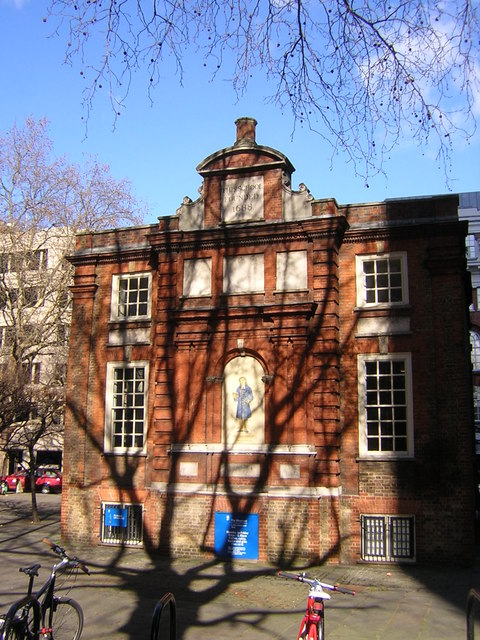 Former Bluecoat School, SW1