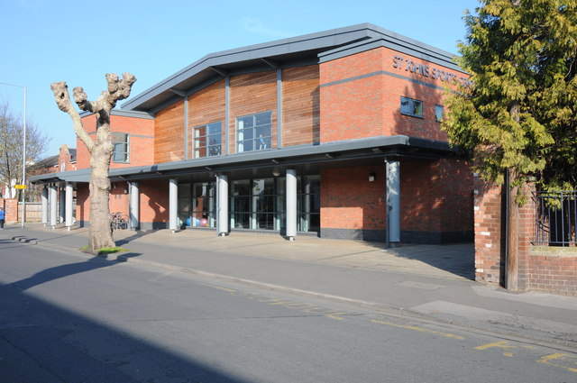 St John's Sports Centre