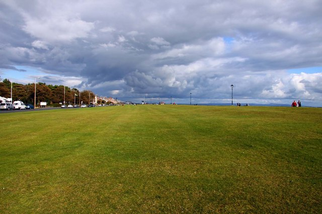 The green on Lytham Promenade