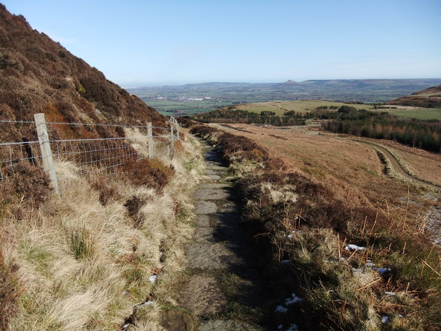 Cleveland Way, Carlton Moor