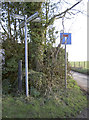 ST5263 : Benches Lane - cul de sac by Neil Owen