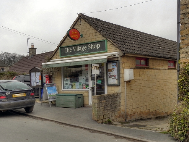 Village Shop and Post Office, North Nibley