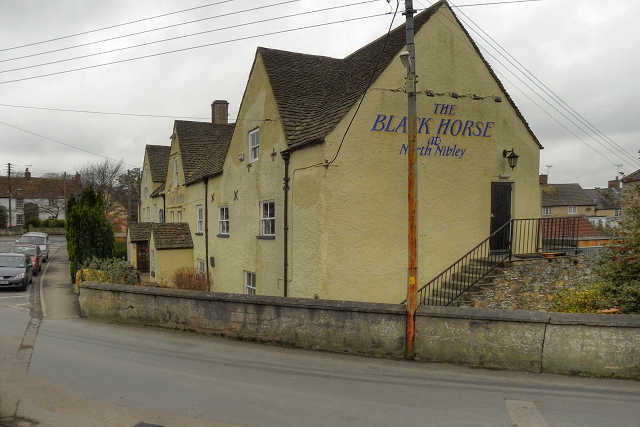 The Pack Horse at North Nibley