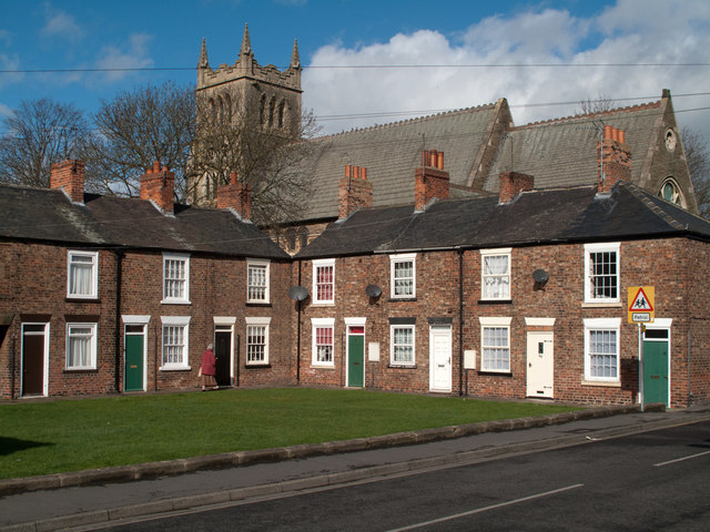 St. Mark's Square, Selby