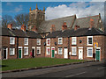 SE6132 : St. Mark's Square, Selby by Trevor Littlewood