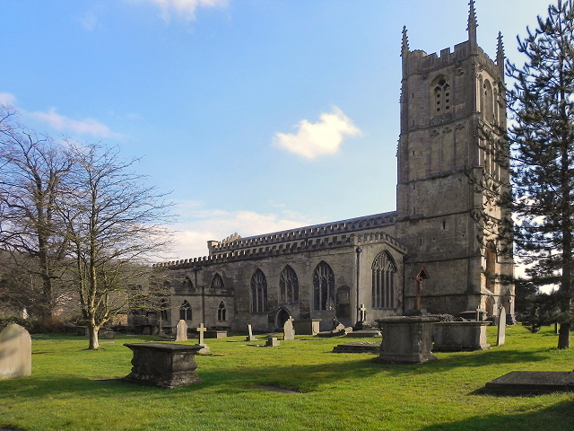 The Parish Church of St Mary the Virgin, Wotton Under Edge