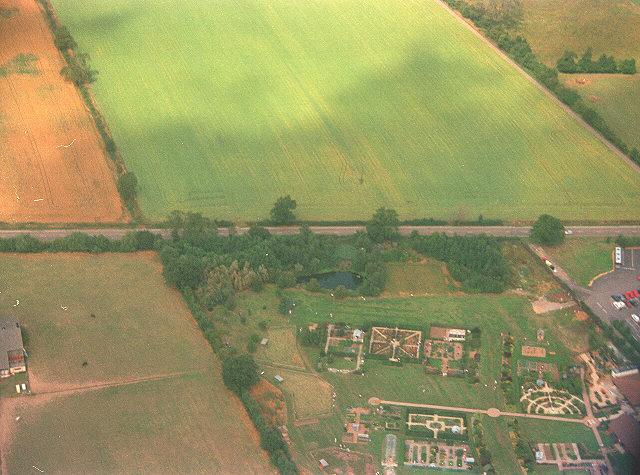 Ryton gardens, 1994
