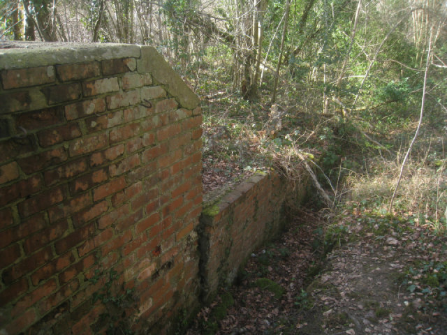 Pillbox in Coxmoor Wood