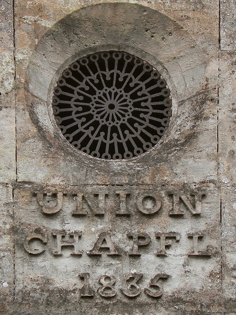 Union Chapel Detail
