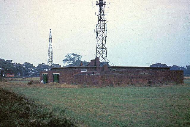 'Transmitters' bunker, R.A.F. Middleton-St-George