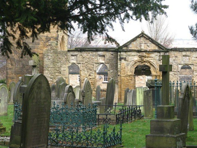 Old Holy Trinity Church, Wentworth