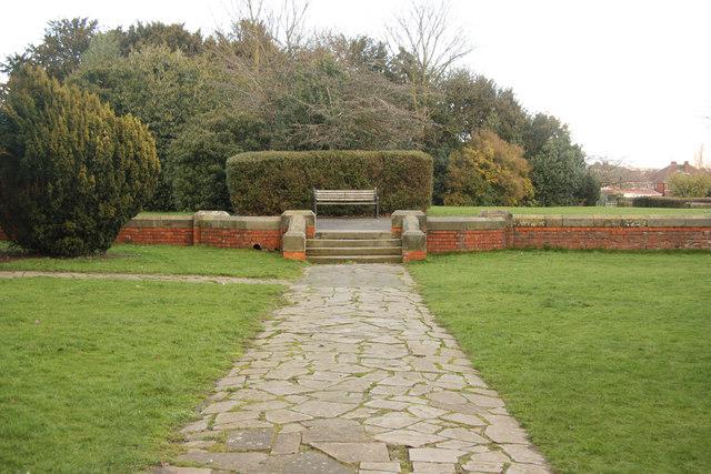 Site Of Boultham Hall C Richard Croft Geograph