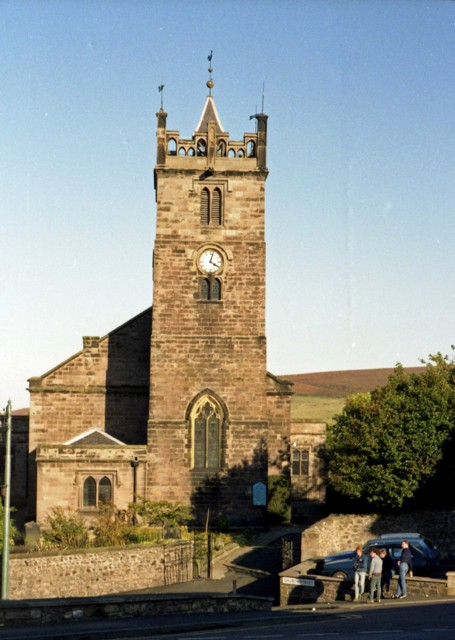 Church of St Mary, Wooler