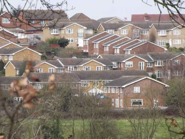 Chessington from the South