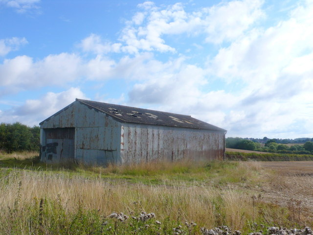 Barn near Whitnash