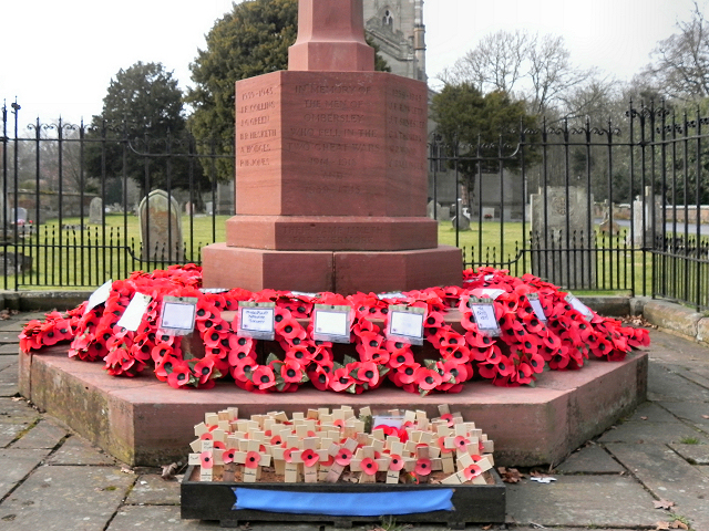 Ombersley War Memorial