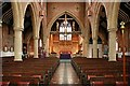 TQ2886 : St Mary Brookfield, Dartmouth Park Road by John Salmon