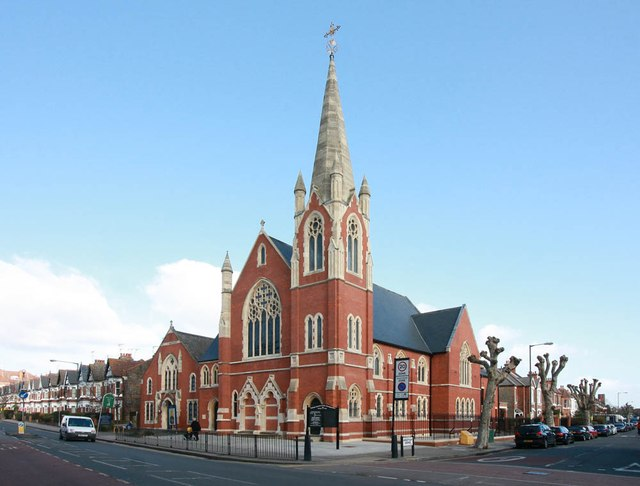 Church of the Transfiguration, Chamberlayne Road