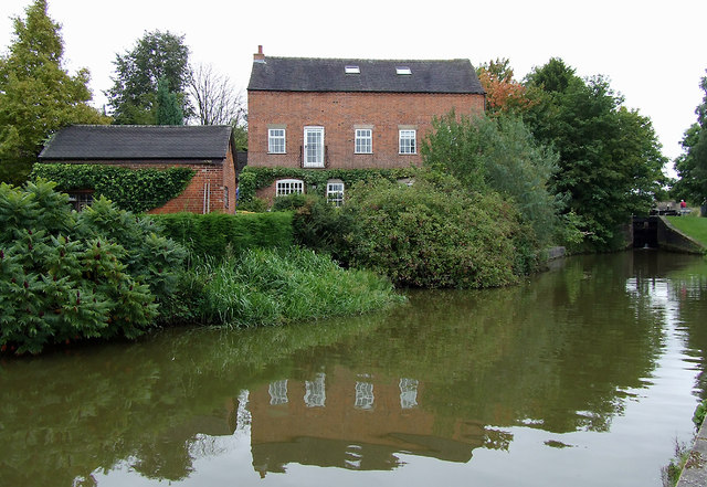 Moston Mill near Elworth, Cheshire