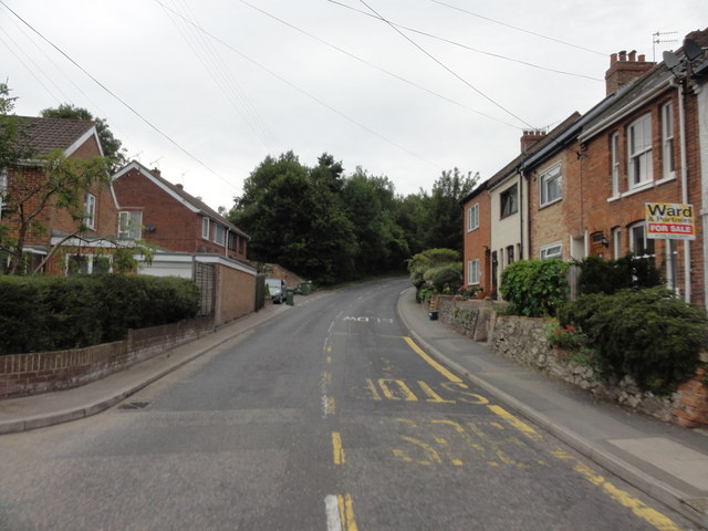 Folkestone, Horn Street