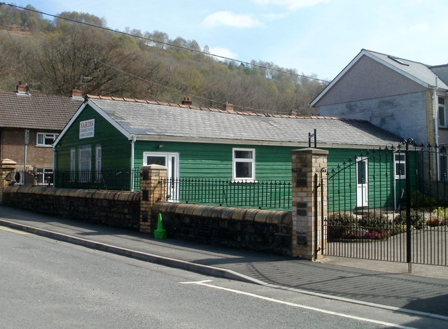 Sardis Community Chapel Hall, Ynysddu
