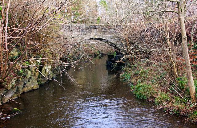 Kennerty bridge