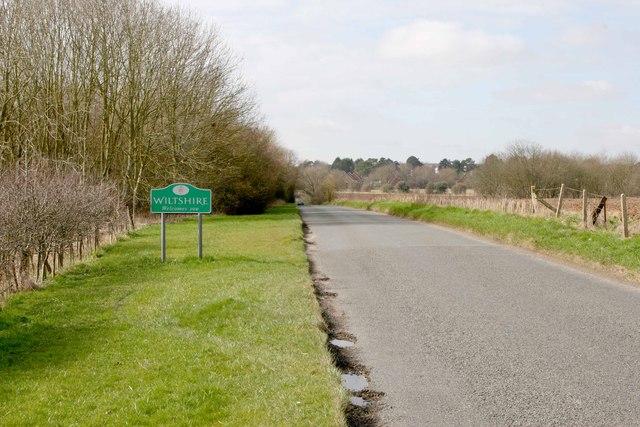 Perham Down, Wiltshire Border