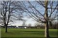 TL5562 : Swaffham Bulbeck Recreation Ground by John Sutton