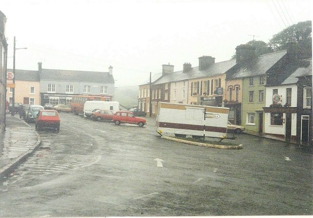 North Square, Ross Carbery in 1985