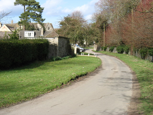 A cul-de-sac in Long Newton