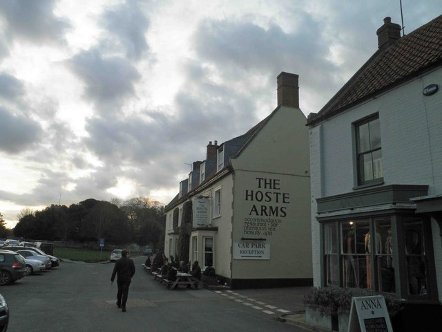 The Hoste Arms Burnham Market