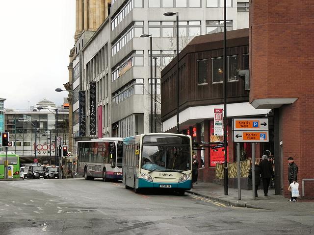 Blackfriars Street (A6)