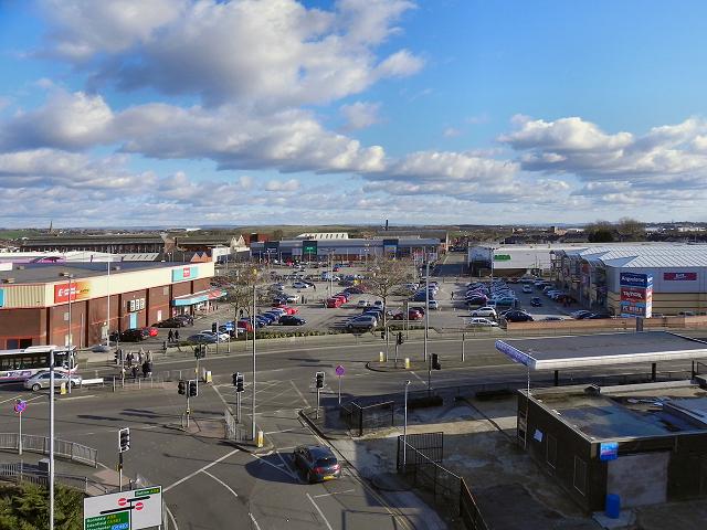 Angouleme Retail Park, Bury