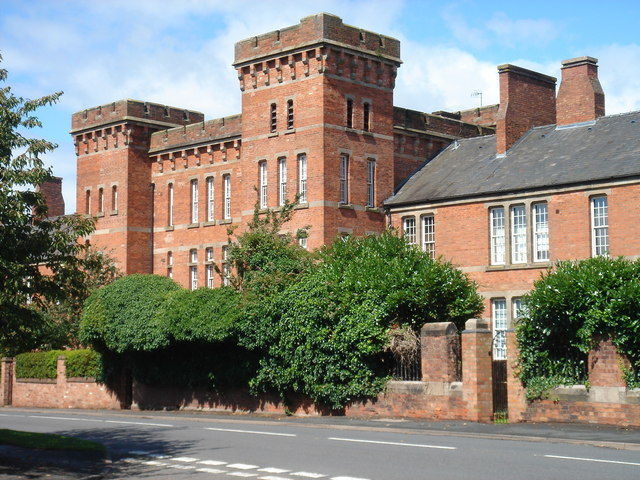 Norton Barracks - now converted to apartments