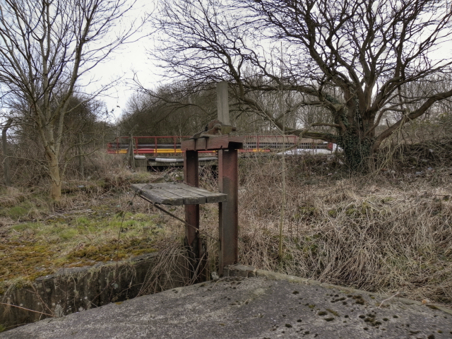Sluice Gate, Bealey's Goit