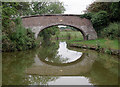 SJ7359 : Bridge No 157 west of Wheelock, Cheshire by Roger  Kidd