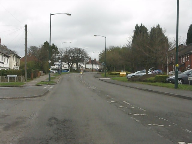 Beeches Road at Masonleys Road